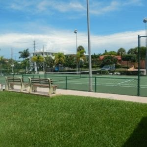 Holmes Beach Tennis Courts - Just 4 Fun Rentals